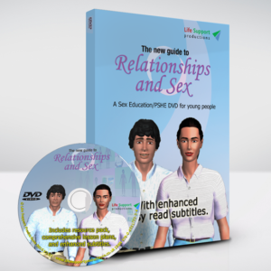 The New Guide to Relationships and Sex DVD