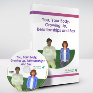 You, Your Body, Growing Up, Relationships and Sex DVD