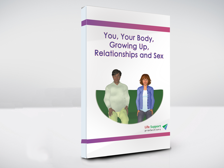 You, Your Body, Growing Up Relationships and Sex online resources